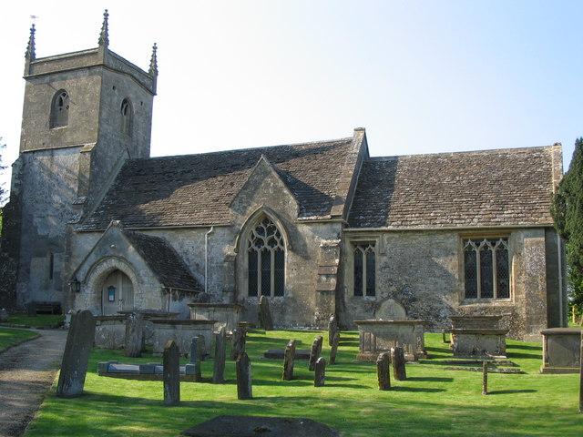 St James Church at North Wraxall