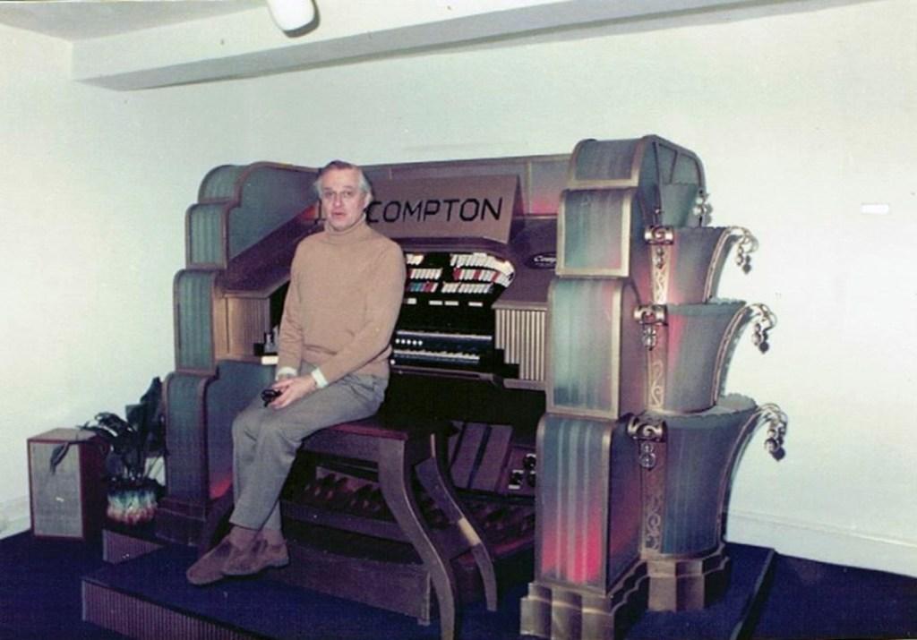 Bob Heard Organ