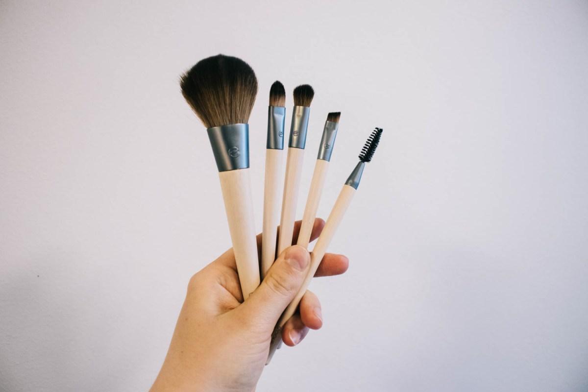 Cruelty free sminkekoster: Eco tools