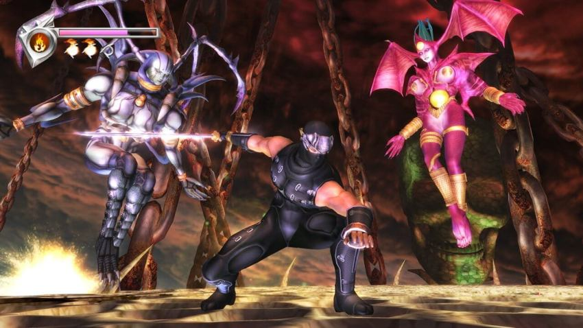 Ninja Gaiden Black Mission Mode