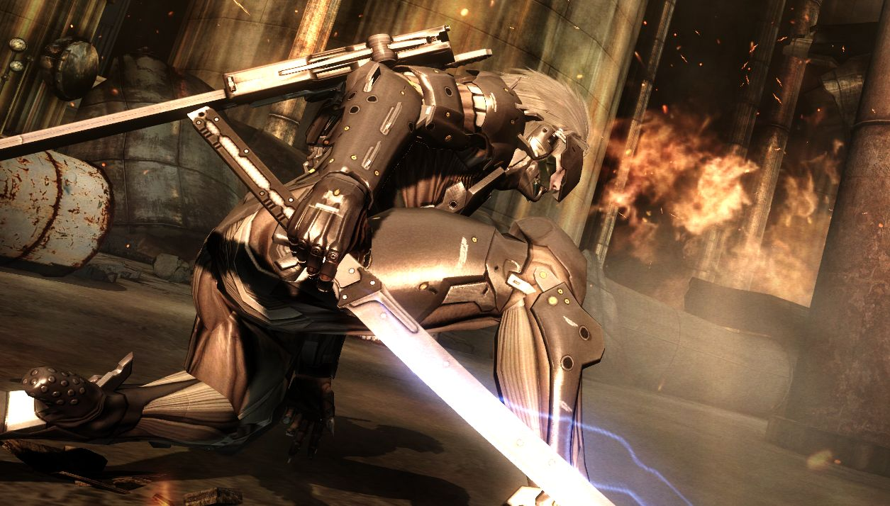 Metal Gear Rising Way of the Blade