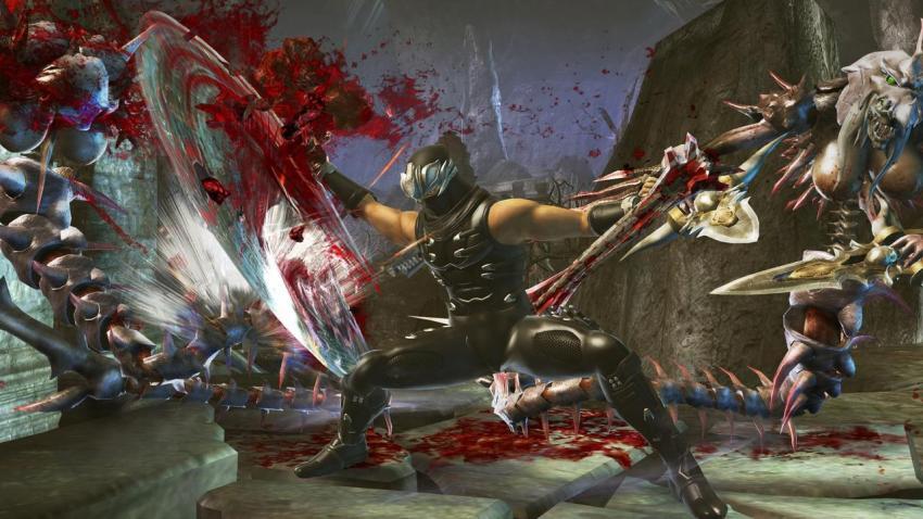 Ninja Gaiden II Tonfa Combat