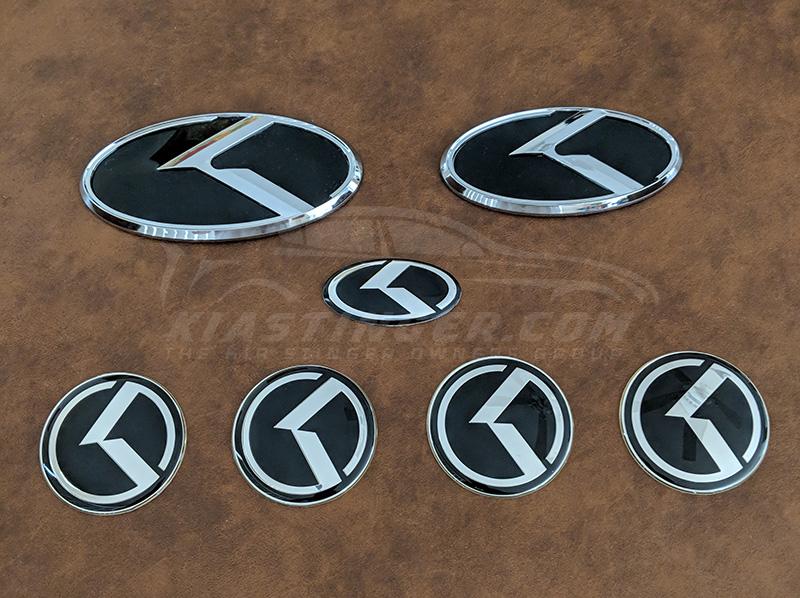 Kia Performance Center >> KLexus Badge/Emblem Set - Kia Stinger dot com