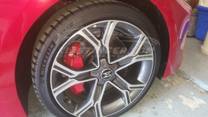 e wheel caps