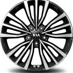 kia stinger 18 inch wheel design