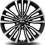 kia stinger 18 inch wheel design