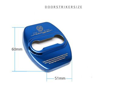 Door Striker Cover