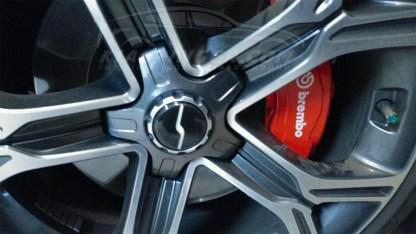 spinning s on wheel
