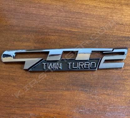 gtt2 badge gunmetal