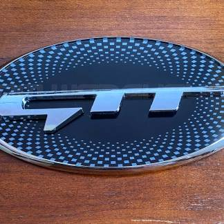 gt turbo badge