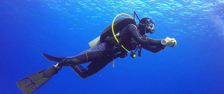 Stingray Divers - PADI Spezialkurs Unterwasser-Navigation