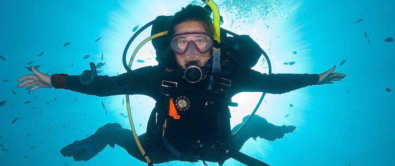 Stingray Divers - PADI Peak Performance Buoyancy