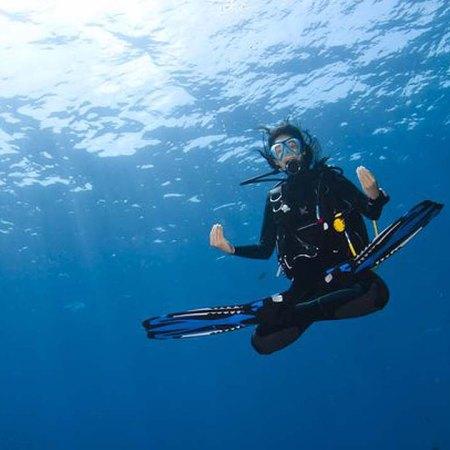 Stingray Divers - PADI Perfekte Tarierung