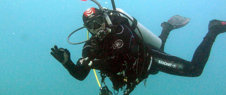 Stingray Divers - Schwerelos dahingleiten