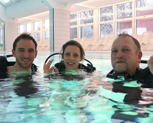 Stingray Divers - Schnuppertauchen