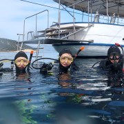 Stingray Divers - Dive Weekend Krk, Kroatien, April 2019