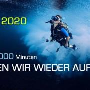29. Mai 2020 - Wir tauchen wieder auf!