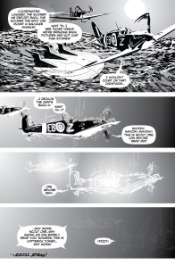 My Graphic Novel page Four