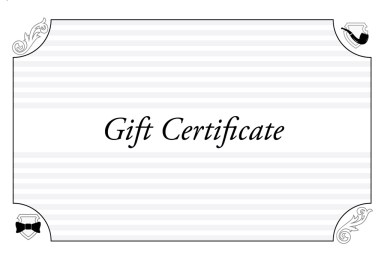 The back of the Gift Certificate seen in the first picture!