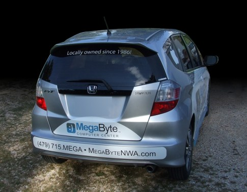 My latest car wrap design