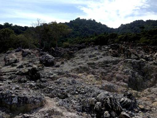 Jaboi volcano, Pulau Weh