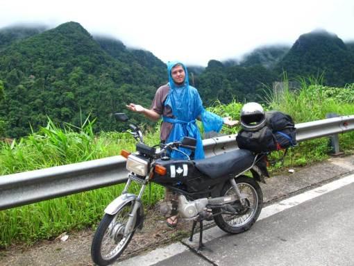vietnam motorbike trip
