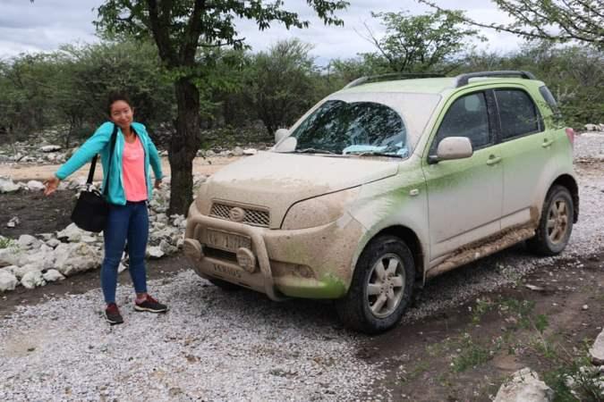 Namibia self drive tips