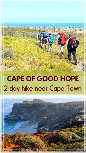 Cape hike
