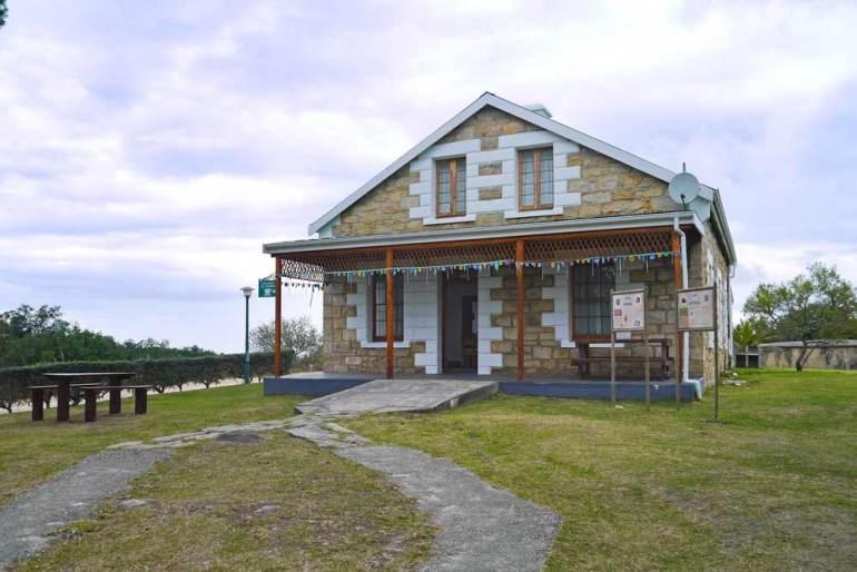 Community tea room on the Outeniqua Trail