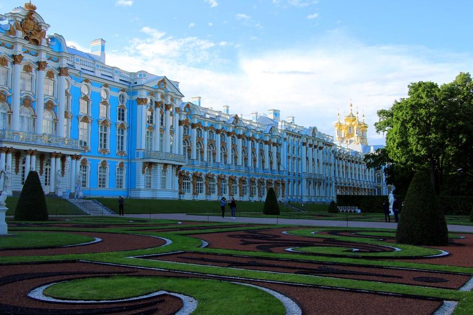 Catherine palace, Pushkin.