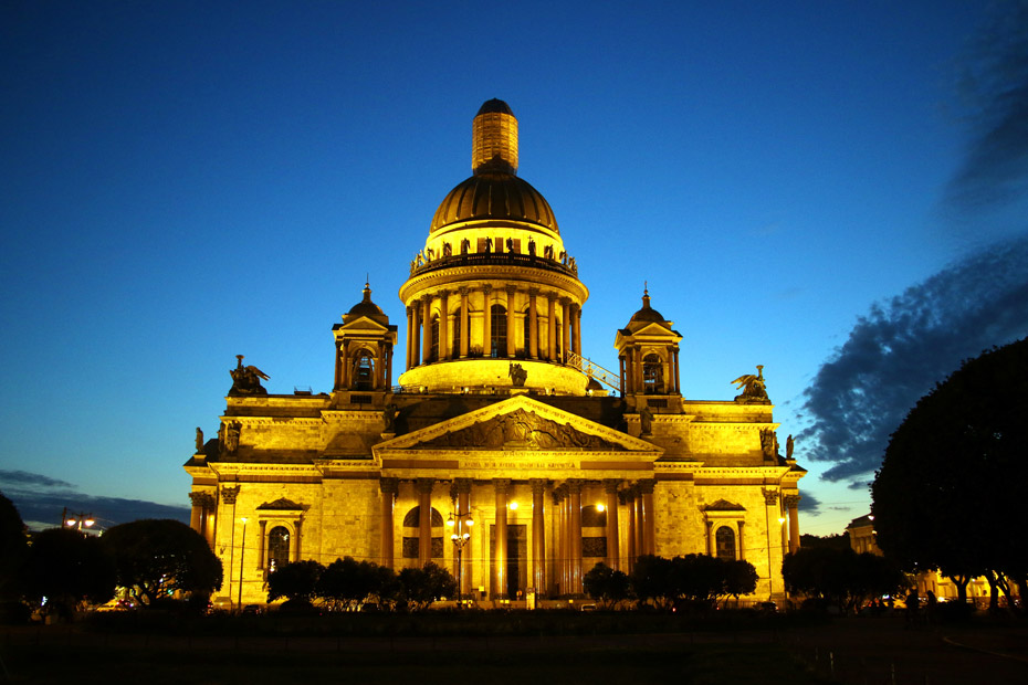 St.Isaac's cathedral, St.Petersburg.