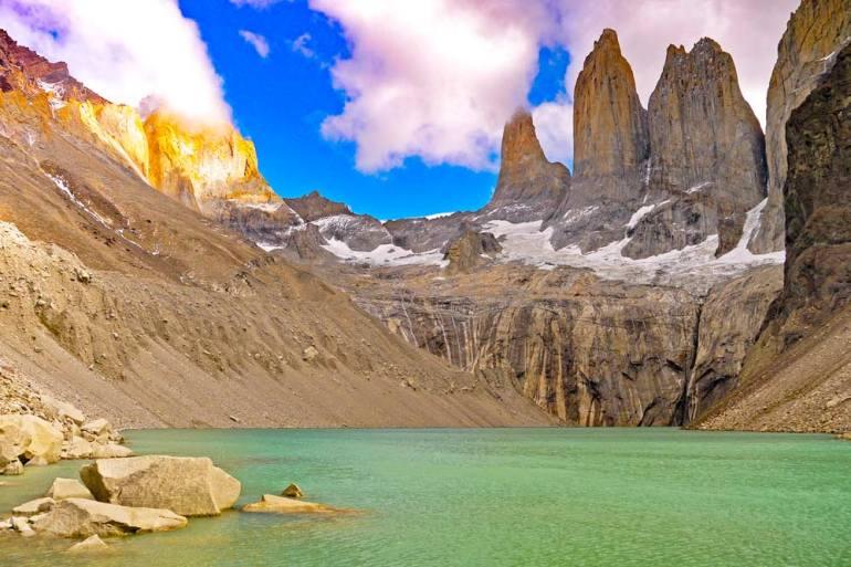 Mirador Las Torres, Patagonia, Chile