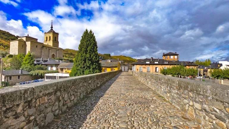 Molinaseca, French Way of St.James