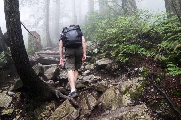 Grouse Grind hike