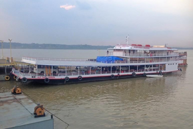 amazon boat trip down river