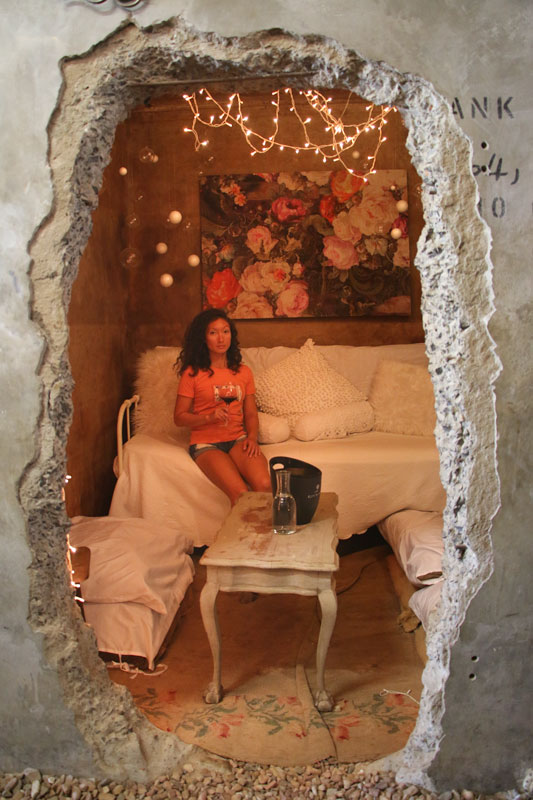 Klein Roosboom wine caves for a private wine tasting on you South Africa Honeymoon.