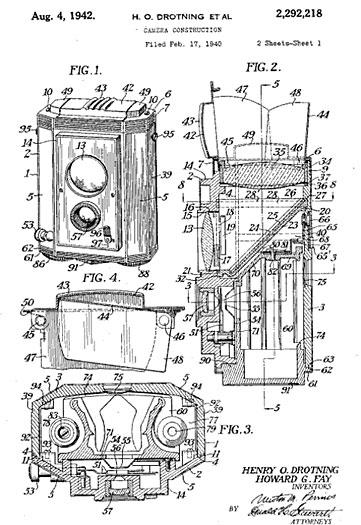 Kodak Brownie Reflex Synchro – 1941