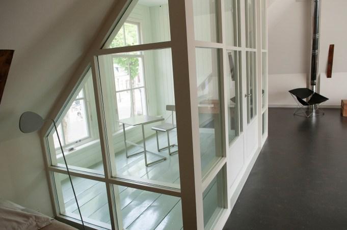 Verdieping dakkapel binnen voorzijde