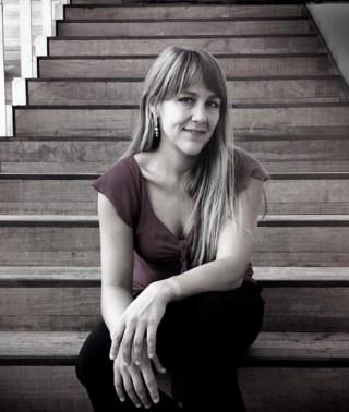 Pianiste Laura Sandee. Fotografie Dorinde de Tempe.