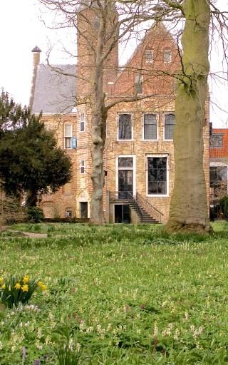Martenatuin in Frjentsjer (Franeker)
