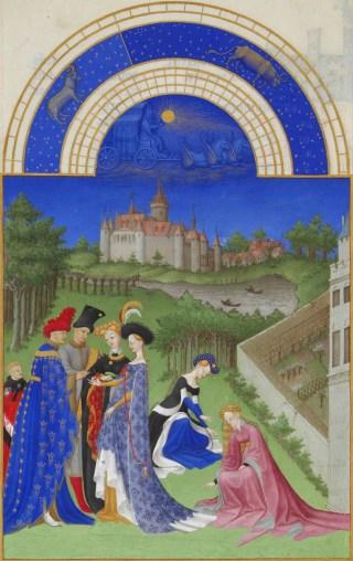 Duc de Berry (1412-1416)