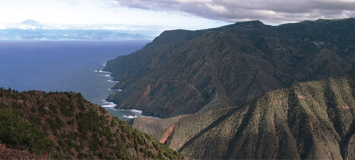 Punta de la Sepultura – La Gomera