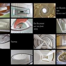 Titelbild Treppen – Kalender 2011