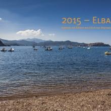 Titelbild Kalender 2015 –Elba