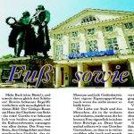 Weimar zu Fuß und zu Kutsch