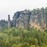 Leiden einer steinernen Jungfrau: die Barbarine am Pfaffenstein