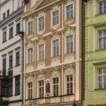 Prag: Alte Häuser gucken ohne Ende