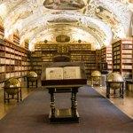 Besuch im Kloster Strahov