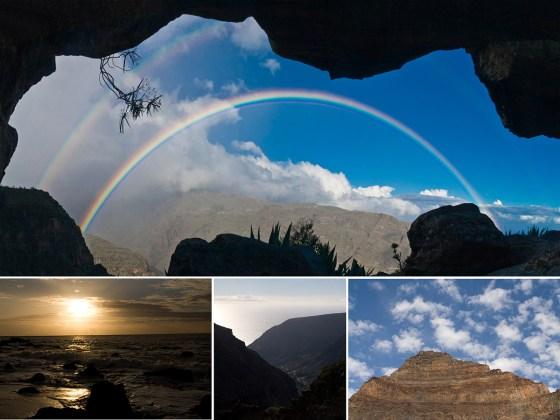 Gomera-Regenbogen