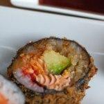 Wo sich die Sushi für Freunde kuscheln